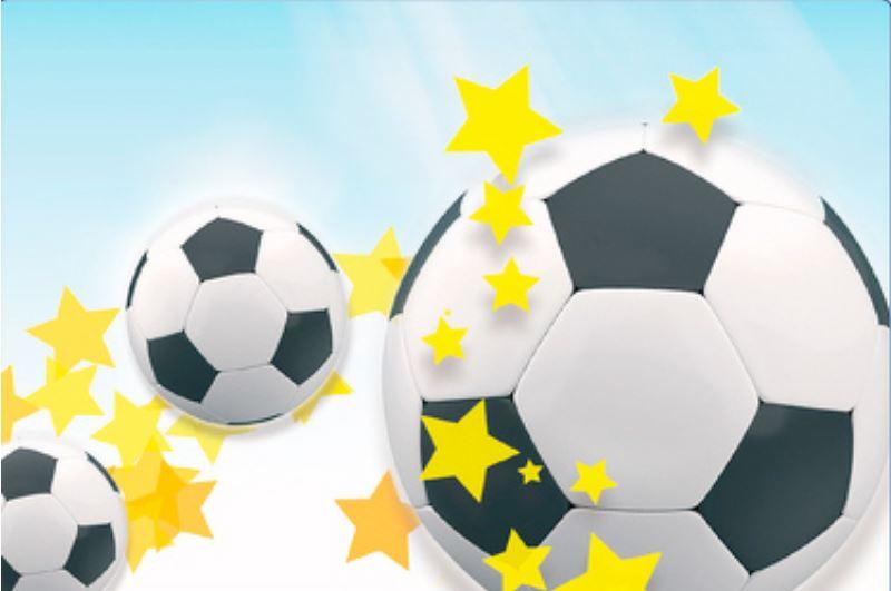 ballon soccer étoile